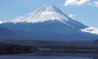 富士山麓の美しい水